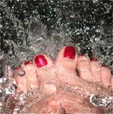Detox Foot Therapy